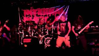 Internal Bleeding - Ruthless Inhumanity.live@crazy donkey