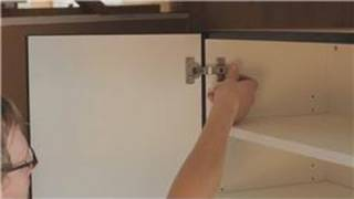 Cabinets 101 : How To Mount A Kitchen Wall Cabinet