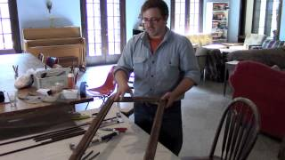 MCC How-To: Wooden Window Screen Replacement at Phoenix