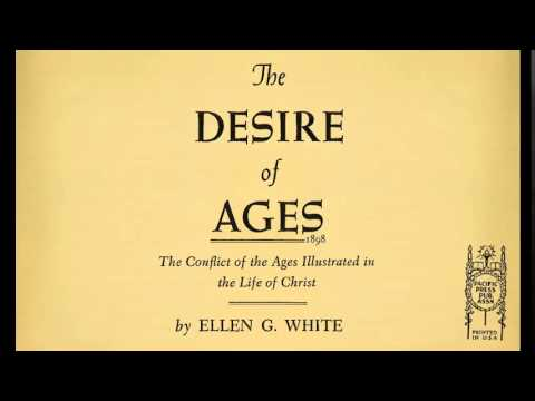 45_The Foreshadowing of the Cross - Desire of Ages (1898) E.G. White