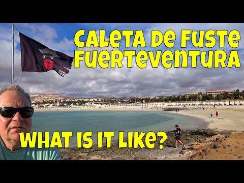 Caleta De Fuste Fuerteventura - What Is It Like? | Costa Caleta