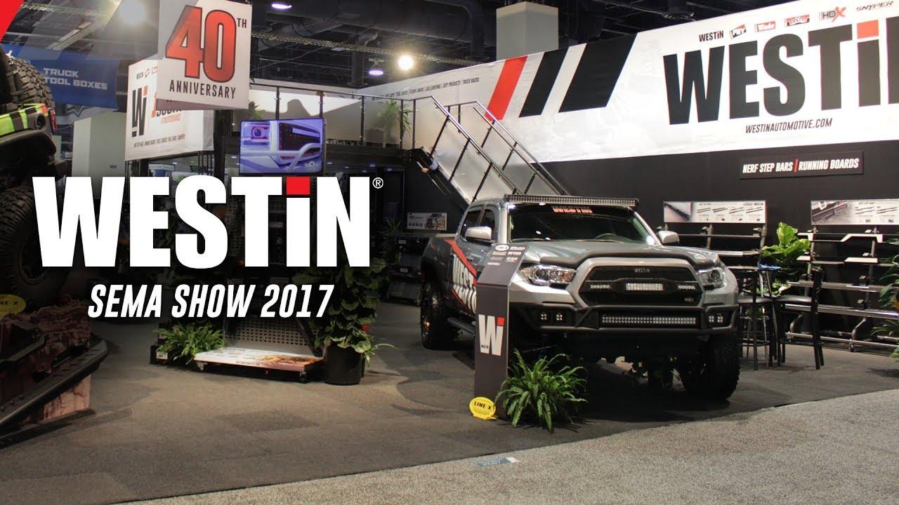 Westin SEMA Show 2017