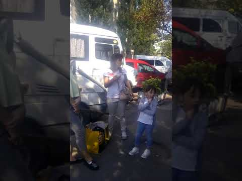 Прогулка Кишинёв Автовокзал Центр 18 Сентября 2018 БЛОГЕР ВАСЯ ВИНО