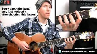 'Only Girl (In The World)' Rihanna - Uber Easy Acoustic Guitar Lesson - Video Song Tutorial