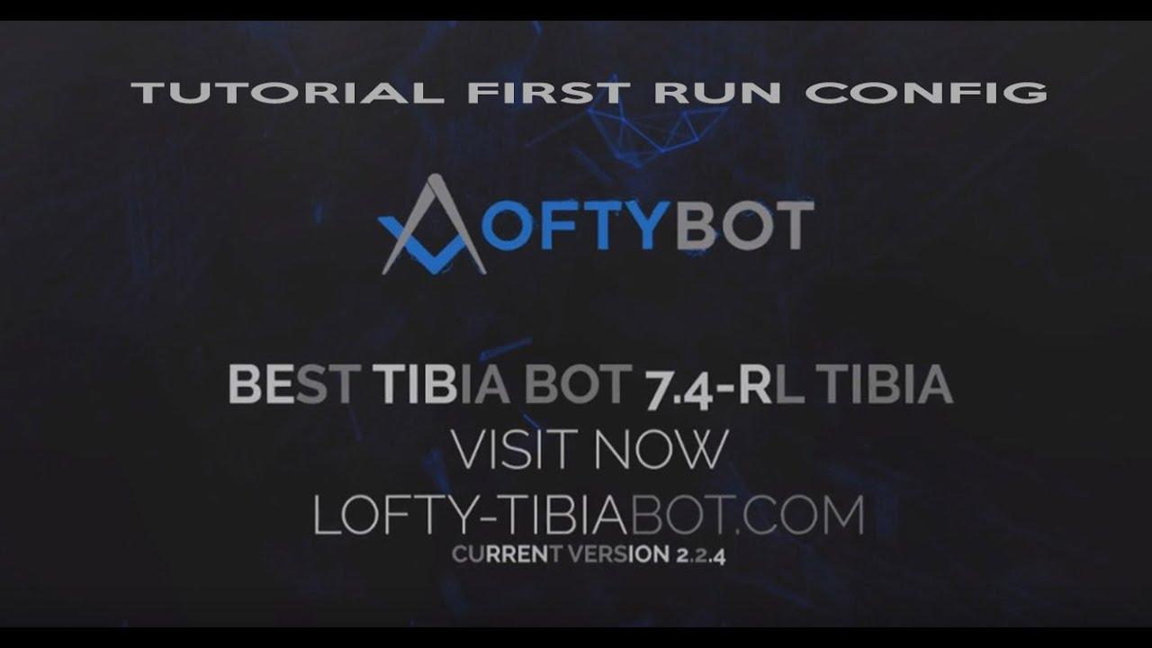 LoftyBot First config by Mrokar