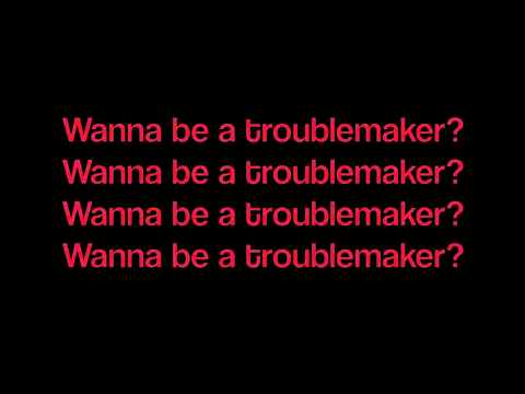 Green Day: Troublemaker (w/Lyrics)