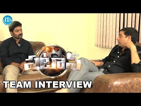 Pataas Movie Exclusive Interview | Kalyan Ram | Dil Raju | Anil Ravipudi