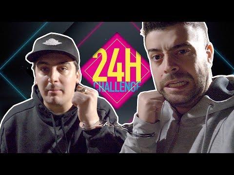 24 de ore incatusat de Alex Ghidus! | 24 Hour Challenge | Part 1