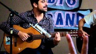 """""""Deusa do Amor"""", Moreno Veloso + Nacho y Los Caracoles"""