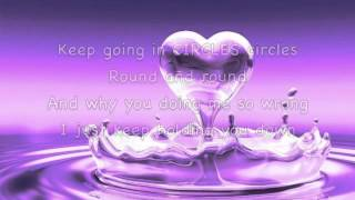 Jazmine Sullivan- Holding you Down (Going in Circles) LYRICS