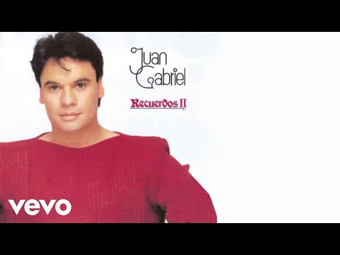 Juan Gabriel - Querida (Cover Audio)