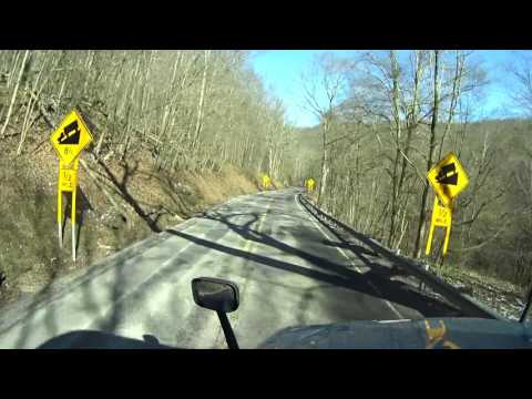 3580 US Highway 50 West Virginia. ( not recommended for trucks) part 5