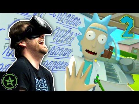VR the Champions - Rick and Morty: Virtual Rick-Ality Part 2