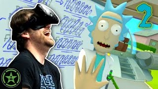 VR the Champions - Rick and Morty: Virtual Rick-Ality Part 2