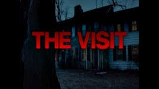 The Visit - Official trailer (parody)