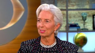 IMF chief Christine Lagarde on Trump's N. Korea rhetoric, women, U.S. growth forecast