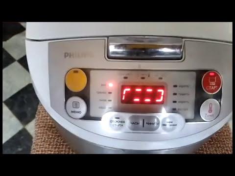 Как готовить рис в мультиварке филипс