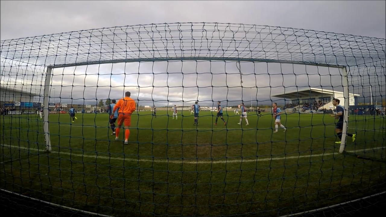 Goalcam Bishop Auckland 0 2 South Shields