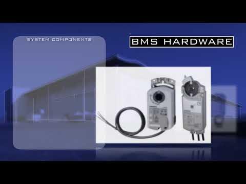 Building management system hardware