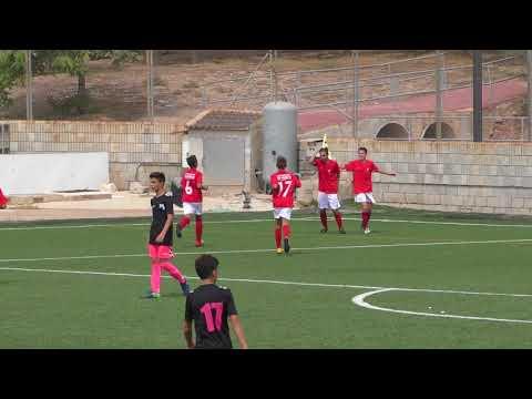 Real Murcia vs Murcia Promesas infantil automómicas, segunda parte. Murcia bases