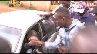 Illegal arms purge : Mbogo brandished rifle at Dusit