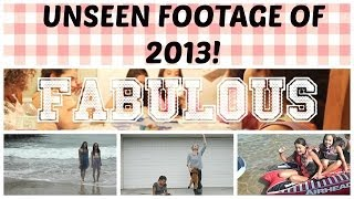 UNSEEN FOOTAGE OF 2013! Thumbnail