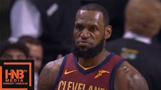 Cleveland Cavaliers vs Boston Celtics 1st Qtr Highlights / Game 1 / 2018 NBA Playoffs
