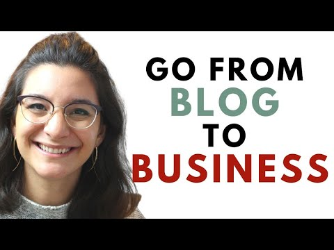 How to Turn Your Blog Into a Career in 2020