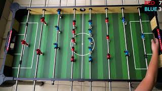 FOOSBALL Game Play