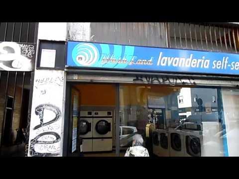 Milan, Italy... Laundry