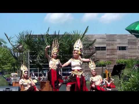 Thailand festival Almere Holland. 30 juni 2013.