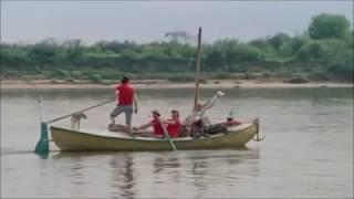 """Трейлер к фильму """"Трое в лодке, не считая собаки"""""""