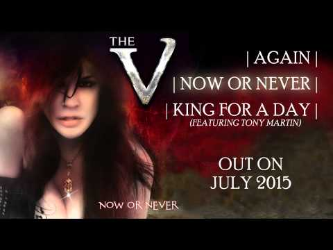 The V - Now or Never Trailer (Official / Studio Album / 2015)