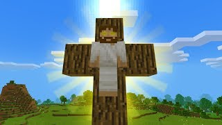Real Minecraft JESUS Ritual (Summoning God from the Heavens)