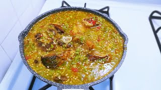 Cover images How to make Okra soup - Nigerian Okra soup
