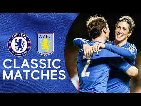 Chelsea 8-0 Aston Villa |  The Blues ignite the style in dominant victory |  Classic match
