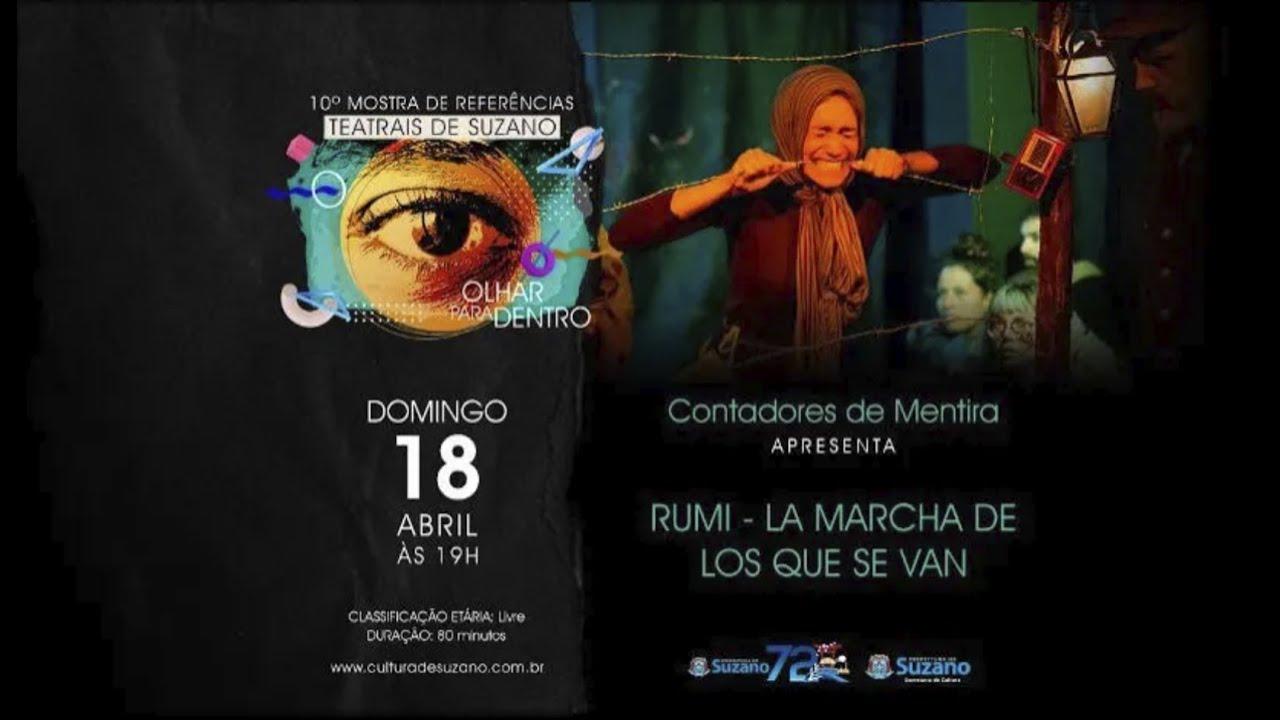 10ª Mostra de Referências Teatrais - Contadores de Mentira