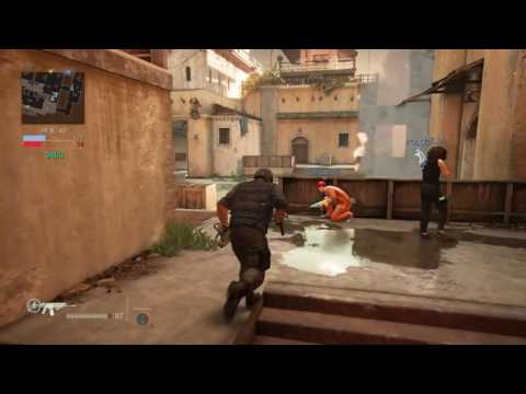 UNCHARTED 4: Lowe-S General gameplay with weapon expert booster 12-3 HD