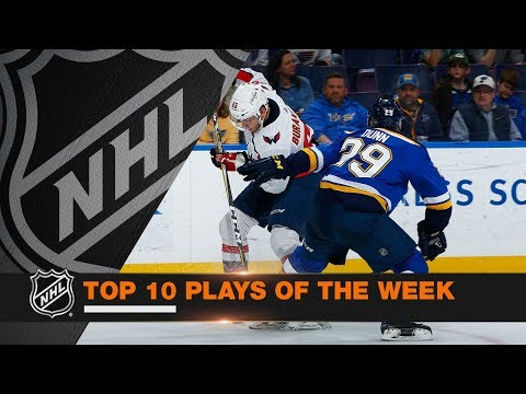 Top 10 Plays from Week 26