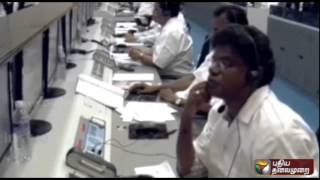 Isro's GSLV-D6 with indigenous cryo engine successfully places GSAT-6 in orbit spl tamil video news 27-08-2015