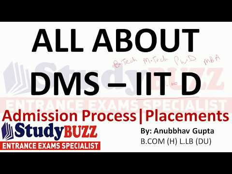 All About IIT Delhi - MBA | Admissions- Placements- Structure- Courses