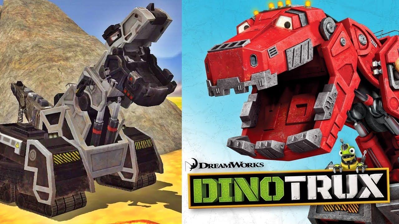Dinotrux Deutsch