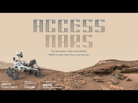 Thumbnail: Access Mars: Helping NASA and JPL bring the surface of Mars to your browser