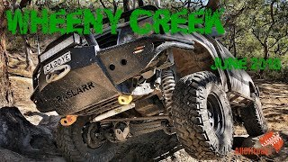 Gees Arm South | Wheeny Creek | 4wd | Rock Crawling | [June 2018] ALLOFFROAD #145