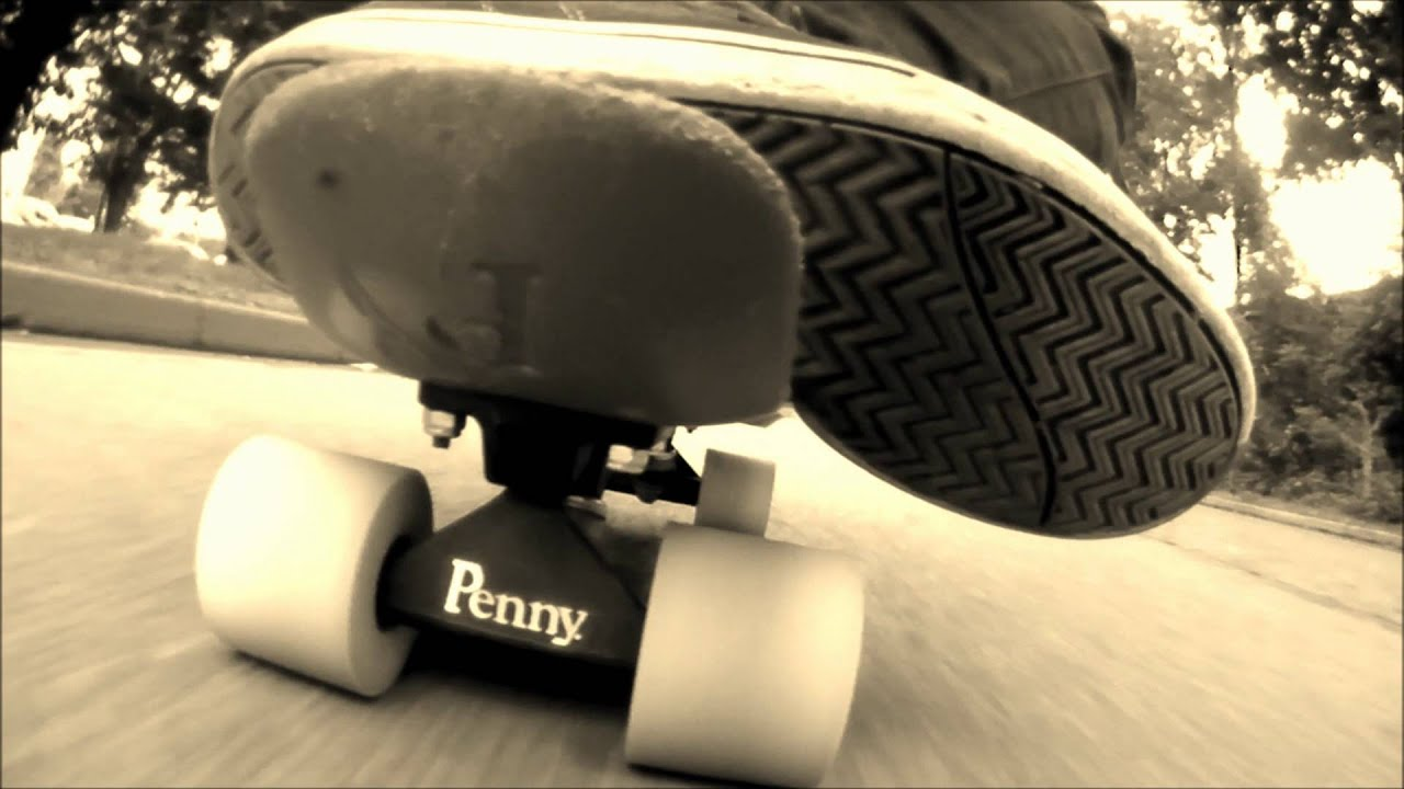 Penny Skateboarding - YouTube