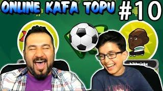 ONLINE KAFA TOPU #10 | NİNJA TOSBAĞA!