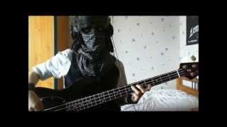 Band Of Horses - The Funeral [Bass Cover]