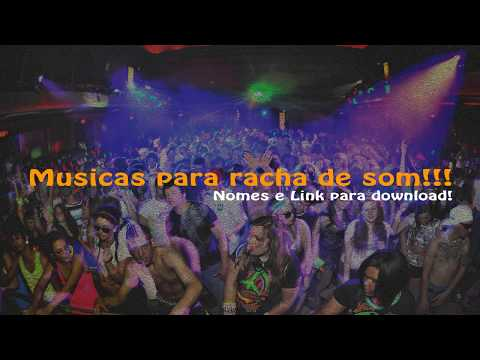 Musicas para racha de som #1 - Light Music