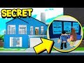 WE FOUND BLUE GUEST'S *SECRET* BLOXBURG HOUSE!! (Roblox Bloxburg)