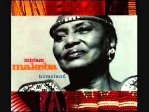 Miriam Makeba Homeland - 'Homeland' South Africa